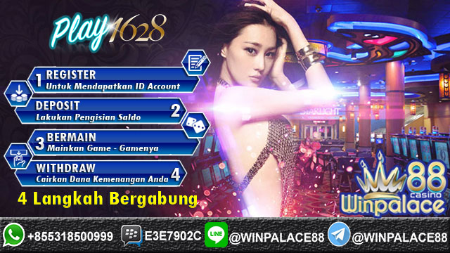 Deposit Slot Play1628 | Slot Online Rp 25.000