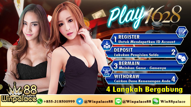 Agen Slot Play1628 Indonesia | Winpalace88